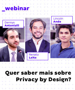 webinar privacy by design
